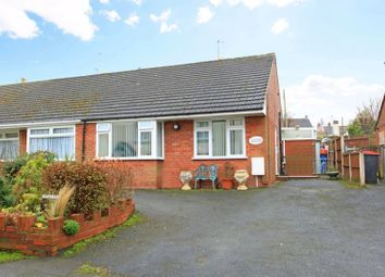 Thumbnail 2 bed semi-detached bungalow for sale in Bartomar, West Road, Ketley Bank, Telford