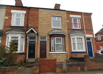 Thumbnail 3 bed terraced house to rent in Knighton Fields Road East, Knighton Fields, Leicester
