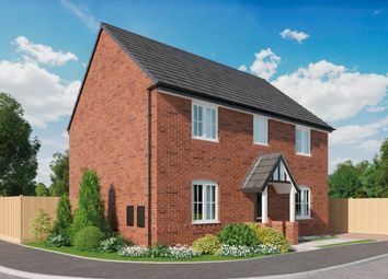 Thumbnail 4 bed detached house for sale in Fountain Lane, Davenham, Northwich