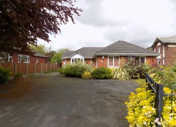 Thumbnail 3 bed detached bungalow for sale in Croston Road, Farington Moss, Leyland