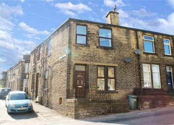 Thumbnail 2 bed end terrace house for sale in Main Road, Denholme, Bradford, West Yorkshire