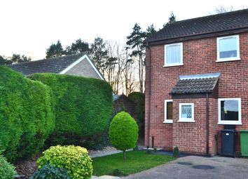 Thumbnail 2 bed terraced house to rent in Henry Ward Road, Harleston, Norfolk