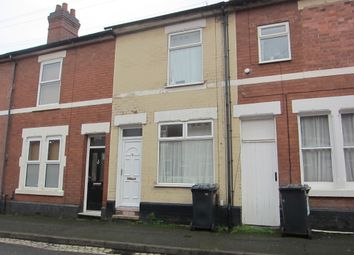 2 bed terraced house to rent in May Street, Derby DE22