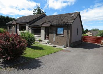 Thumbnail 2 bed semi-detached bungalow for sale in Trentham Drive, Westhill, Inverness