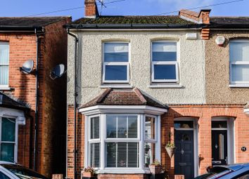 Thumbnail 3 bed end terrace house for sale in Sandringham Road, Watford