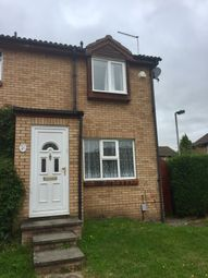 Thumbnail 3 bedroom terraced house to rent in Swift Close, Letchworth