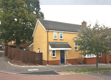 Thumbnail 4 bedroom detached house for sale in Plomer Avenue, Hoddesdon, Hertfordshire