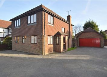 Thumbnail 4 bed detached house for sale in St. Ediths Court, Kemsing, Sevenoaks, Kent