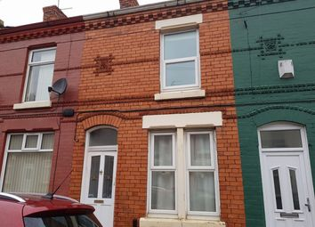 Thumbnail 2 bed terraced house to rent in Liverpool, Liverpool