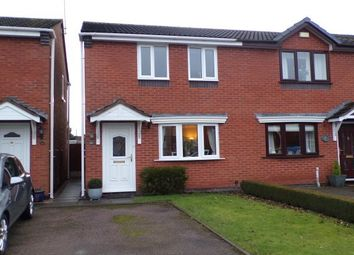 Thumbnail 2 bed property to rent in Chequers Court, Cannock