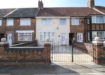 Thumbnail 3 bed terraced house for sale in Lyme Grove, Liverpool, Merseyside