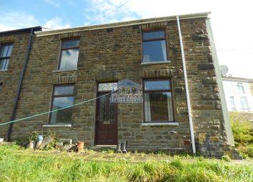 3 bed semi-detached house for sale in Craig-Fryn Terrace, Nantymoel, Bridgend . CF32