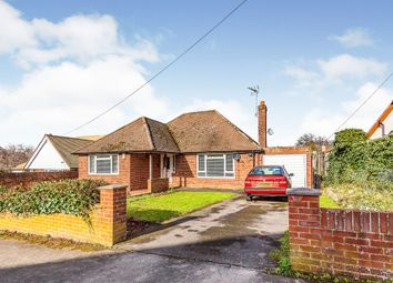 Thumbnail 4 bed detached bungalow for sale in Hilltop Road, Earley, Reading