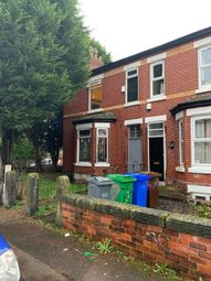 Thumbnail 5 bedroom end terrace house to rent in Old Moat Lane, Withington, Manchester