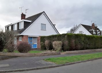 Thumbnail 3 bed semi-detached bungalow for sale in Sutherland Way, Vicars Cross, Chester
