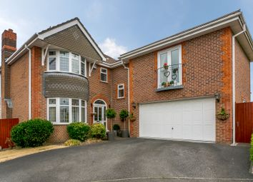 Thumbnail 5 bed detached house for sale in Moorfield Court, Wakefield