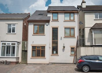Thumbnail 4 bed town house for sale in Reddicap Hill, Sutton Coldfield