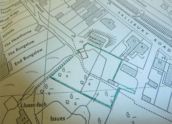 Thumbnail Land for sale in Rear Of Salisbury Road, Maesteg, Maesteg, Mid Glamorgan