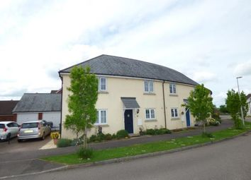 Thumbnail 3 bed end terrace house for sale in Witheridge, Tiverton, Devon