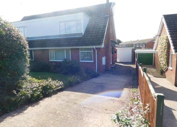 Thumbnail 2 bed bungalow to rent in Hillary Drive, Audlem, Crewe