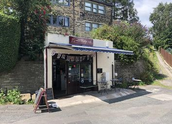 Thumbnail Retail premises for sale in Bronte Bridge Cafe, 5 Mill Hill, Haworth