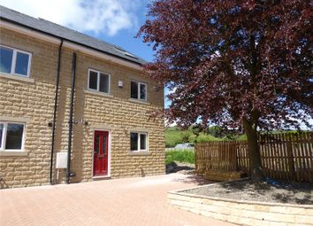 Thumbnail 5 bed semi-detached house for sale in Riverwood Close, Off Mill Lane, Mixenden, Halifax