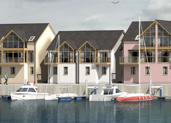 Thumbnail 3 bed town house for sale in Lossiemouth Marina, Lossiemouth