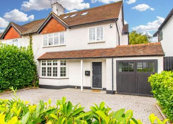 Thumbnail 5 bed semi-detached house for sale in The Uplands, Loughton