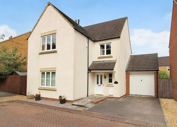 Thumbnail 4 bed detached house for sale in Hackney Way, Westbury