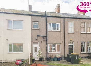 Thumbnail 2 bedroom terraced house for sale in East Usk Road, Newport