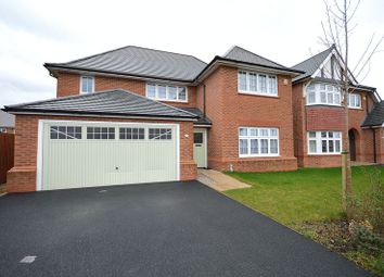 Thumbnail 4 bedroom detached house for sale in Hornsmill Avenue, Widnes