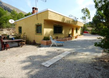 Thumbnail 3 bed country house for sale in Country House, Orxeta, Alicante, Valencia, Spain
