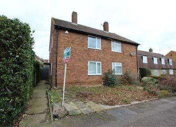 Thumbnail 3 bed semi-detached house for sale in Pump Lane, Rainham, Gillingham, Kent