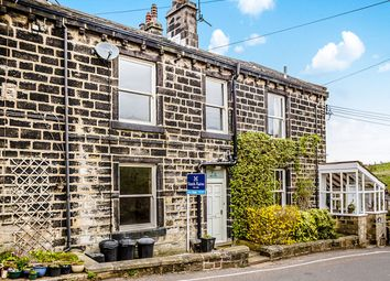 Thumbnail 3 bed terraced house for sale in Green Bank, Cragg Vale, Hebden Bridge