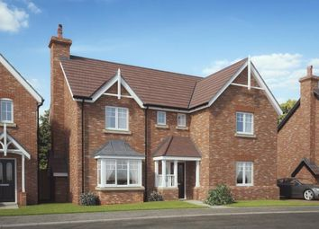 Thumbnail 4 bed detached house for sale in Kings Vale Off Shrewsbury Road, Baschurch, Shrewsbury