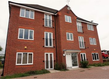 Thumbnail 2 bed flat for sale in Wharf Mews, Dudley