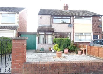 Thumbnail 3 bedroom semi-detached house for sale in St. Winifred Road, Rainhill, Prescot