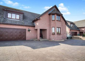 Thumbnail 4 bedroom detached house for sale in Montrose Road, Inverbervie, Montrose