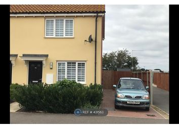 Thumbnail 2 bed semi-detached house to rent in Legerton Drive, Clacton-On-Sea