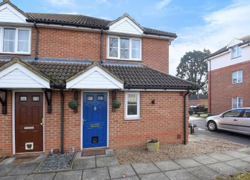 Thumbnail 1 bed terraced house for sale in Chantry Close, Sunbury On Thames