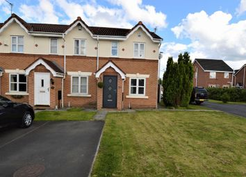 Thumbnail 2 bedroom town house for sale in Lodgeside Close, Droylsden, Manchester