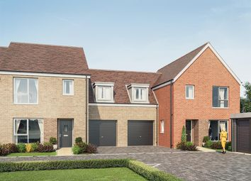 Thumbnail 3 bed terraced house for sale in Ambrose Rigge Walk, Keepers Green, Chichester, West Sussex