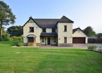 Thumbnail 4 bed detached house for sale in Coombe Lea, Chepstow, Monmouthshire