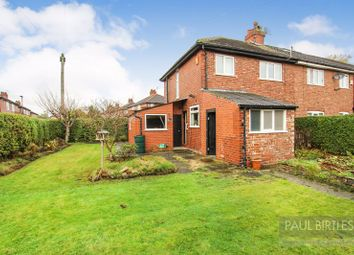 Thumbnail 3 bed semi-detached house for sale in Stamford Road, Urmston, Trafford