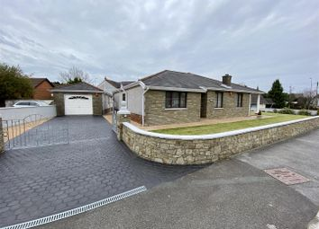 Thumbnail 3 bed detached bungalow for sale in Penygarn Road, Tycroes, Ammanford