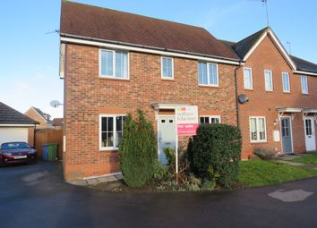 Thumbnail 3 bed semi-detached house for sale in Langthwaite Close, Brough