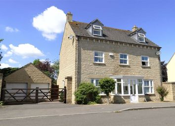Thumbnail 5 bed detached house for sale in Salmons Leap, Calne