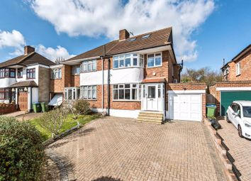 4 bed semi-detached house for sale in Brownspring Drive, London SE9