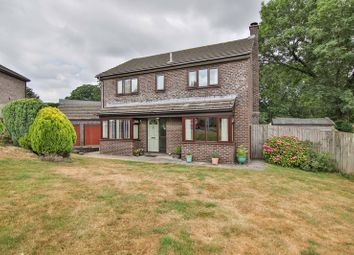 Thumbnail 4 bed detached house for sale in Erw Bant, Llangynidr, Crickhowell