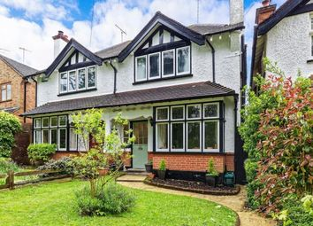 Thumbnail 4 bed semi-detached house for sale in Leatherhead, Surrey, Uk